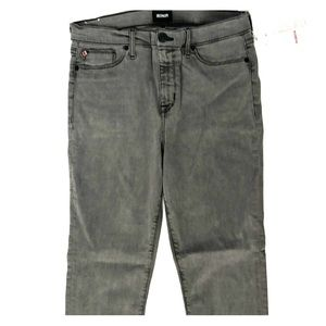 Hudson women jeans size 32 new grey